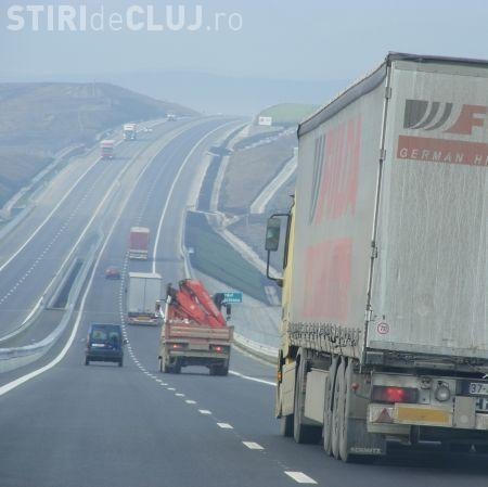 Autostrada Transilvania va fi circulata de 33 de mii de masini zilnic
