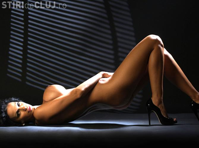 Noua Nicoleta Luciu sexy, intr-un pictorial incendiar - Galerie Foto