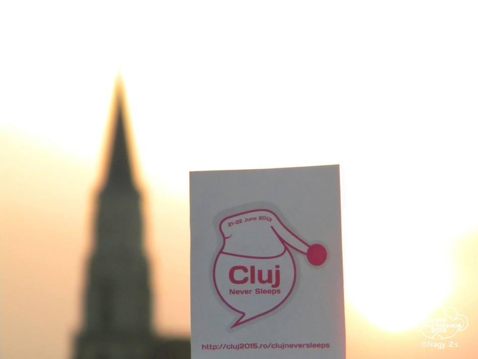 Cluj Never Sleeps 2015 - PROGRAM și EVENIMENTE pentru ziua în care Clujul nu doarme