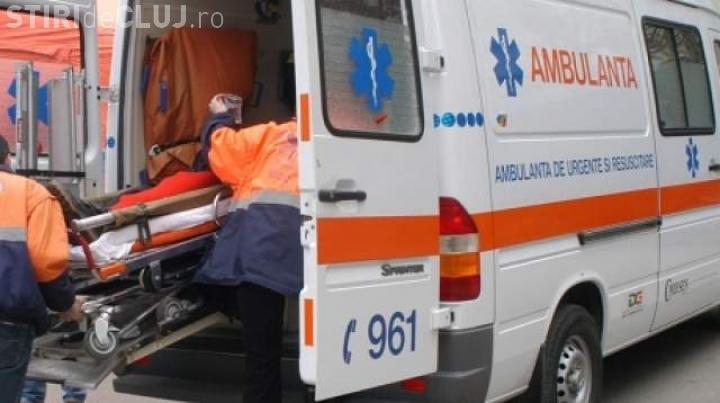 Un bistrițean s-a aruncat de la etajul 6, dintr-un bloc de pe Calea Florești. A murit la spital