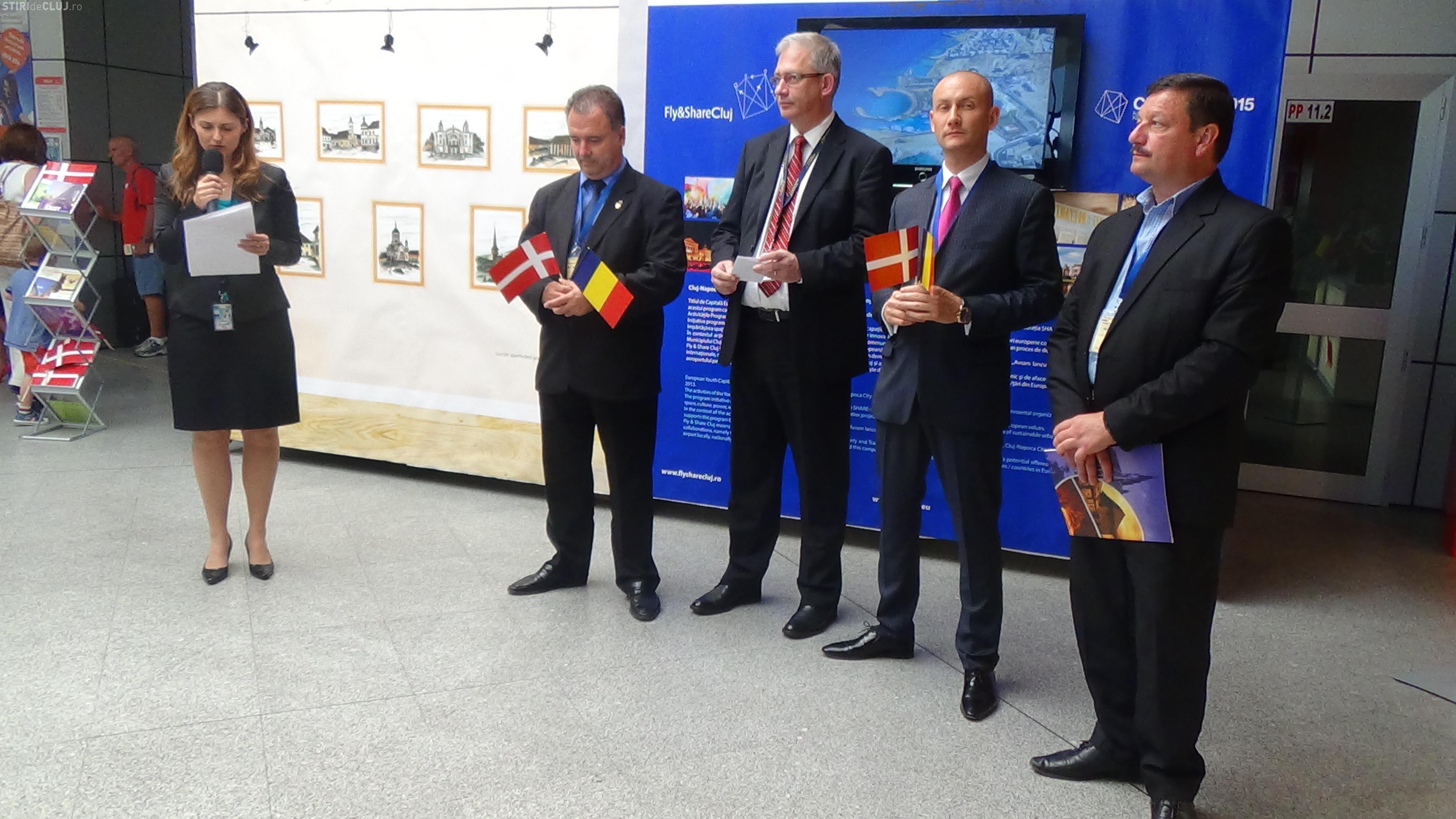 Aeroportul International Cluj a lansat programul Fly&Share Cluj - VIDEO