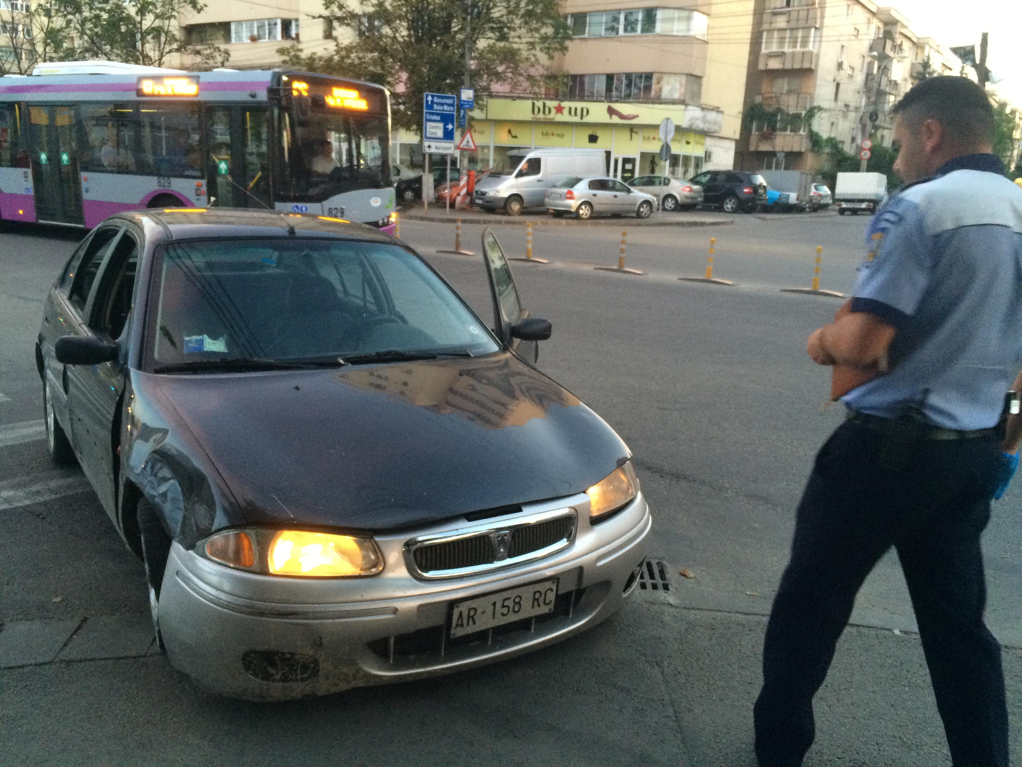 Au fugit de poliție prin tot Clujul cu mult tupeu. Cum s-a oprit cursa și cine sunt ȘMECHERII - FOTO