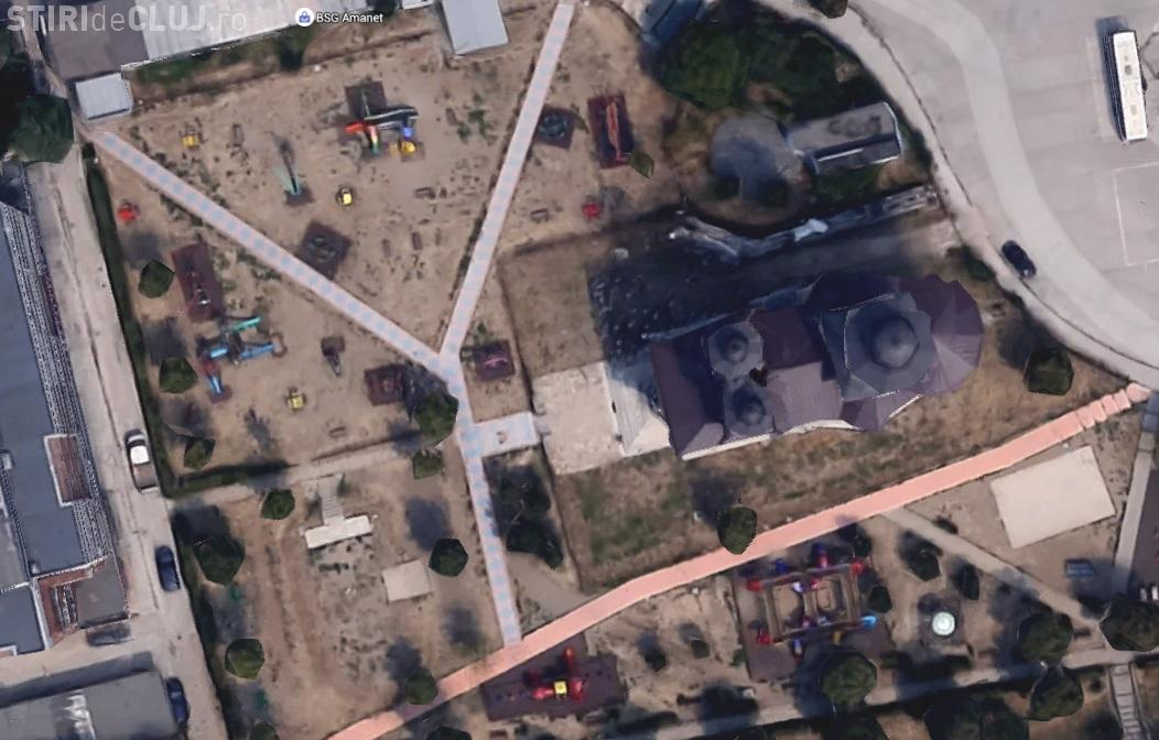 Biserica a distrus parcul de la Expo Transilvania
