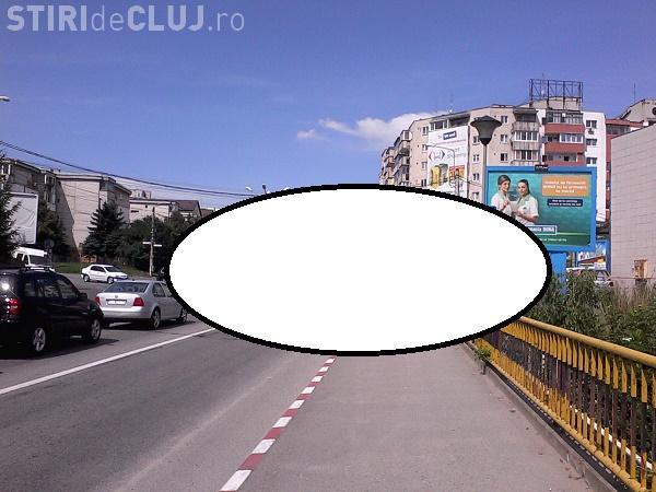 Cum să blochezi complet trotuarul la Cluj, când ai BMW: Pune în pericol siguranța pietonilor FOTO
