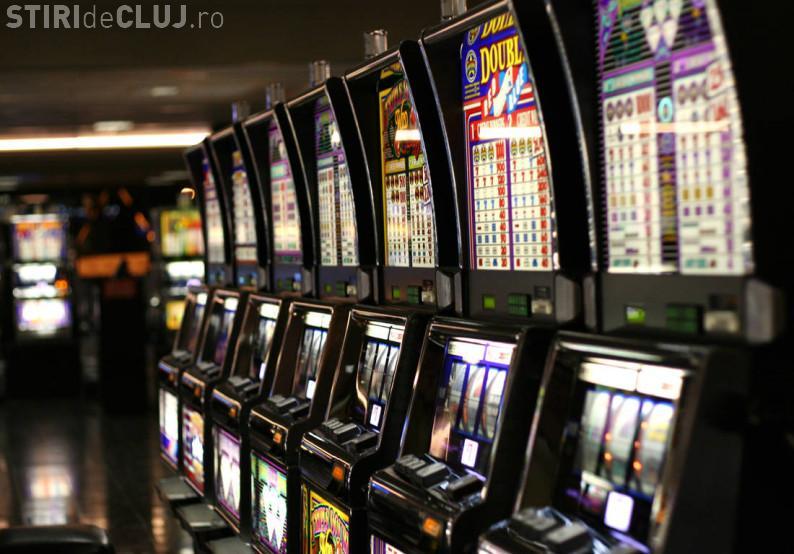 Un patron clujean s-a ales cu dosar penal pentru jocuri de noroc, fără autorizație
