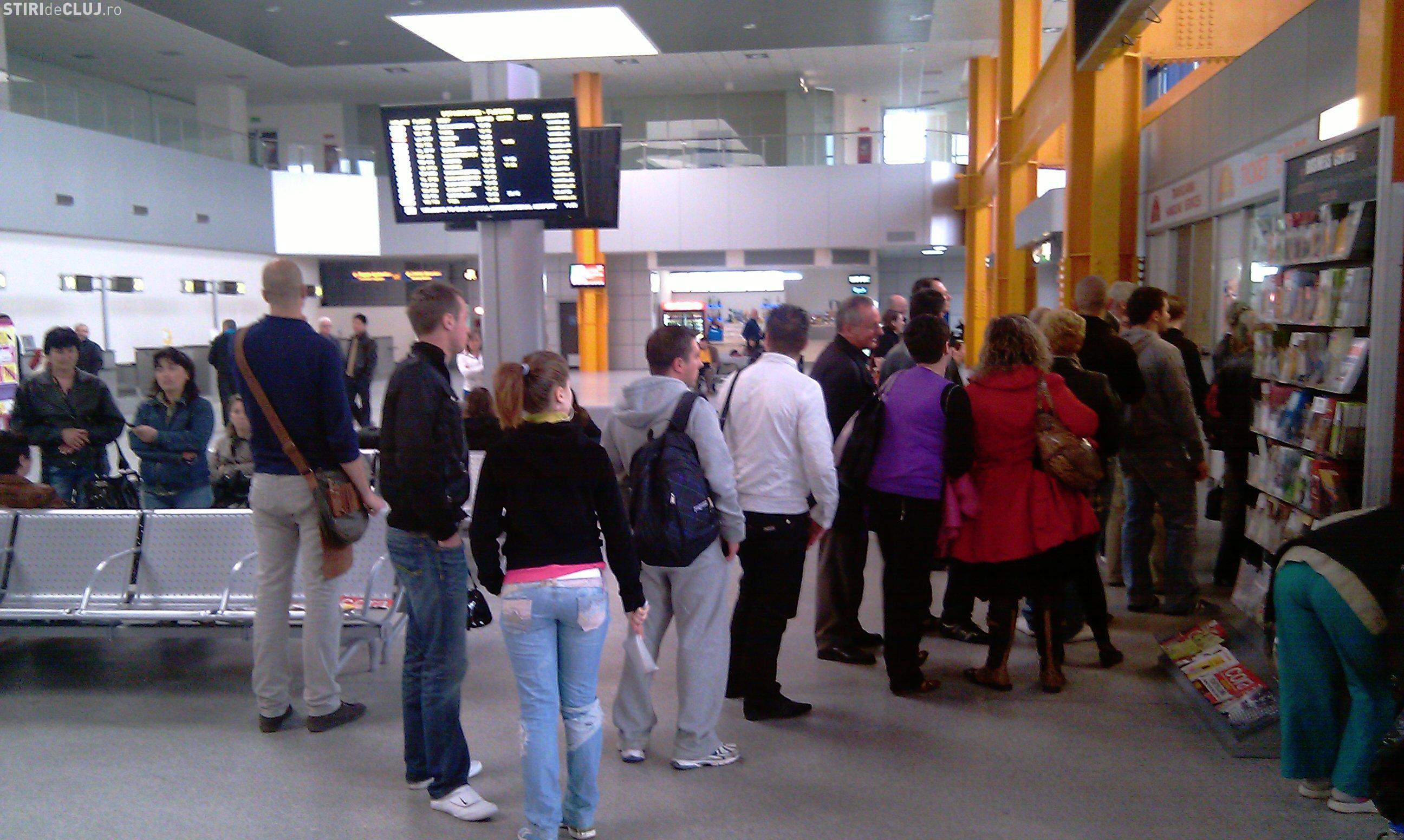 Aeroportul Cluj are nevoie de investiții. Trebuie făcut ceva cu aglomerația. Urmează zborul spre Dubai