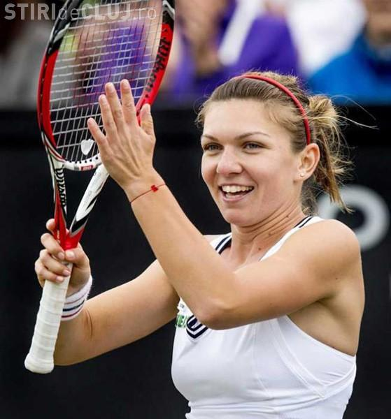 Halep participa la turneeul de la New Haven. E principala favorită