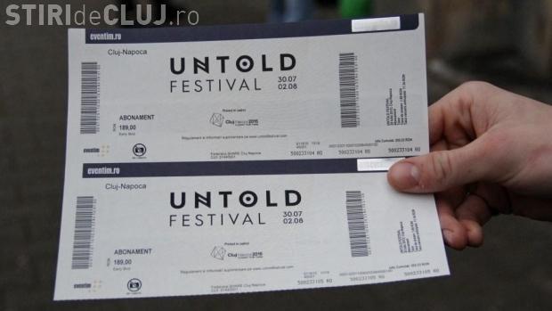 Clujenii așteaptă un CONCERT mare de ani de zile. Câți și-au cumpărat bilete la Untold Festival