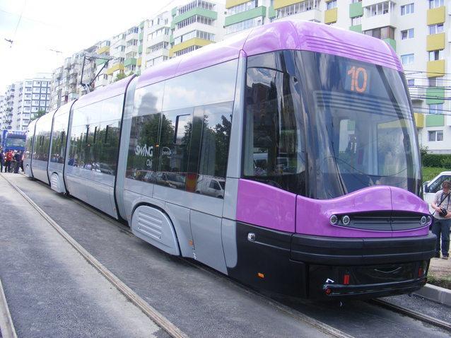 Stația de tramvai de pe strada Primaverii se mută