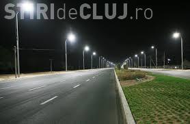 Elvețienii ne fac cadou iluminat cu LED -uri pe 22 de străzi și două clădiri publice din Cluj-Napoca