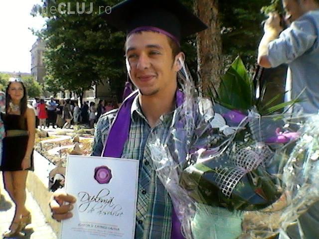 Familia unui clujean de 23 de ani mort în Anglia cere ajutor pentru repatriere