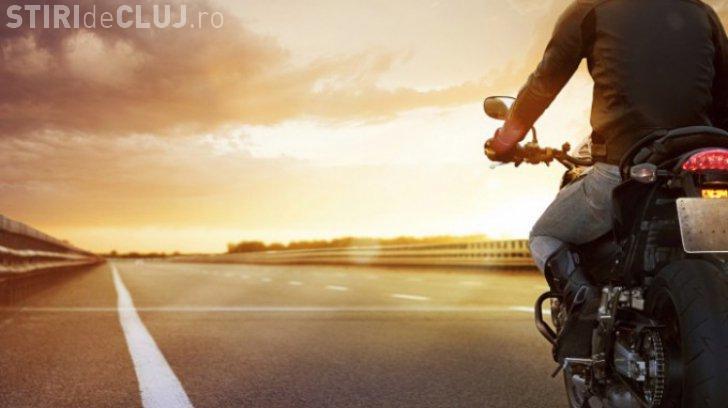 Scrisoarea unui motociclist către o femeie care l-a jignit în trafic