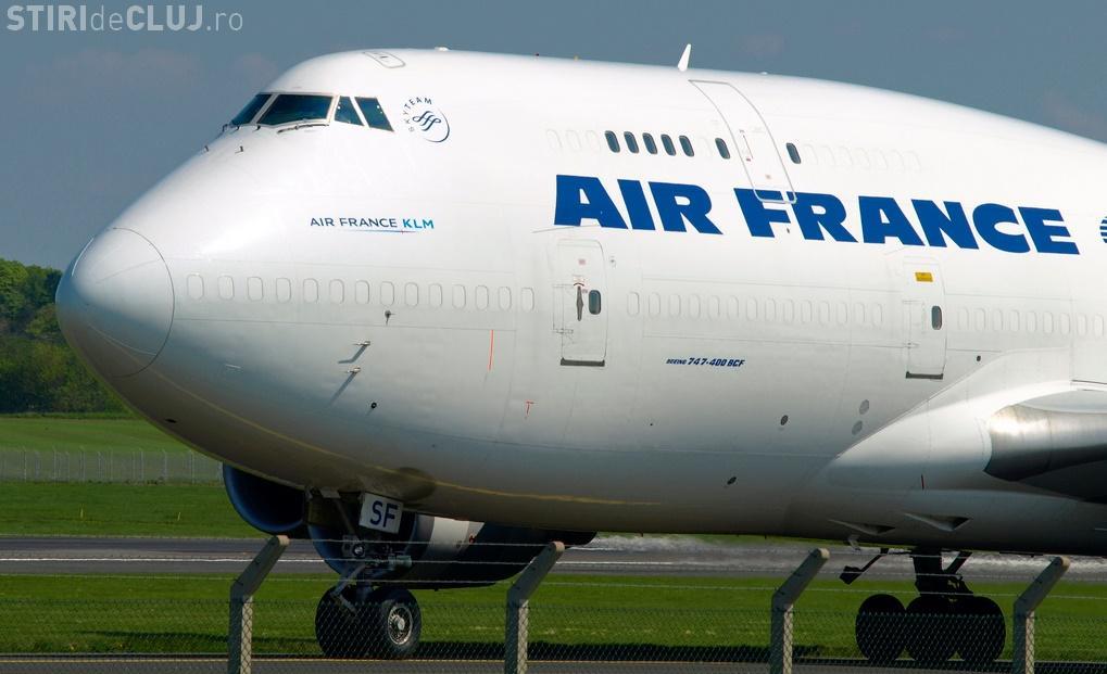 Aeroportul Cluj a sărbătorit Ziua Franței. Ciceo: Sperăm să aducem Air France pe Cluj - VIDEO