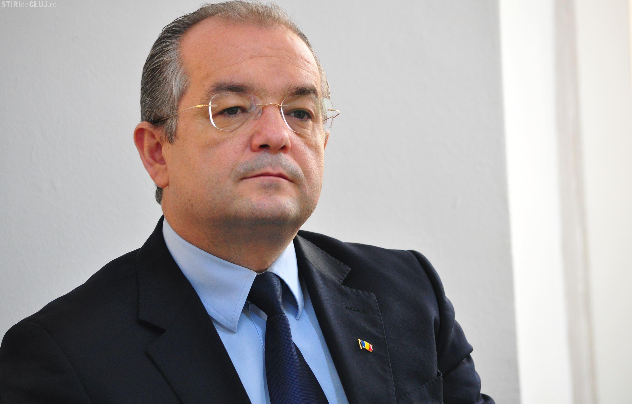 Emil Boc a fost întrebat dacă va candida la Primăria Cluj-Napoca: Ar fi caraghios