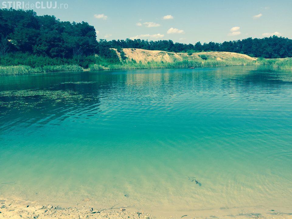 Ați vizitat Laguna Albastră de la Aghireșu în acest an? Vezi FOTOGRAFII și cum se poate ajunge acolo - FOTO