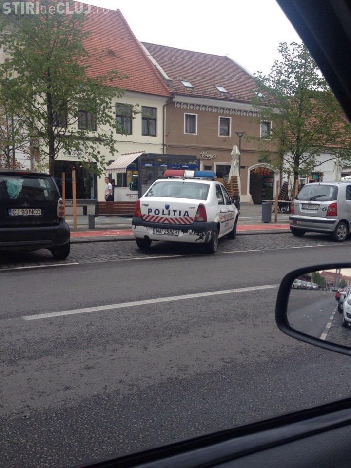 Cluj: Asta inseamna sa fii mafiot - FOTO
