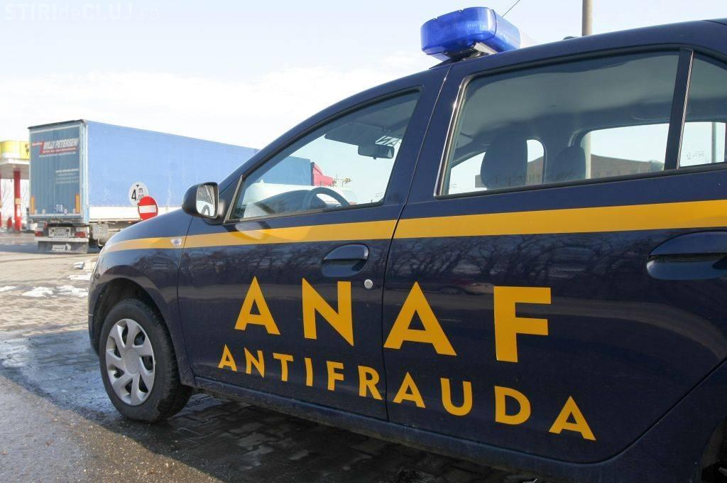 ANAF face verificări la un mall  din Cluj și la hipermarketuri