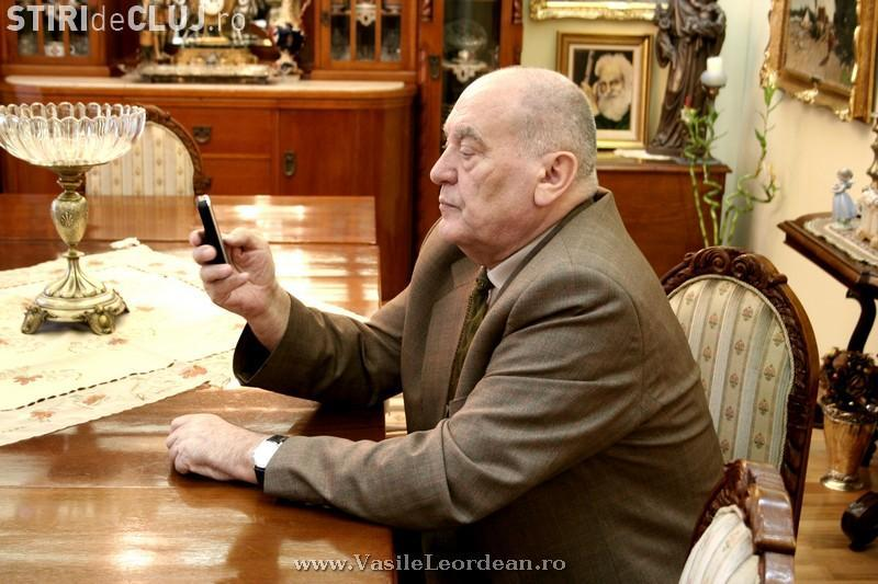 Vasile Leordean a MURIT! Patronul fostei fabrici Flacăra avea 78 de ani
