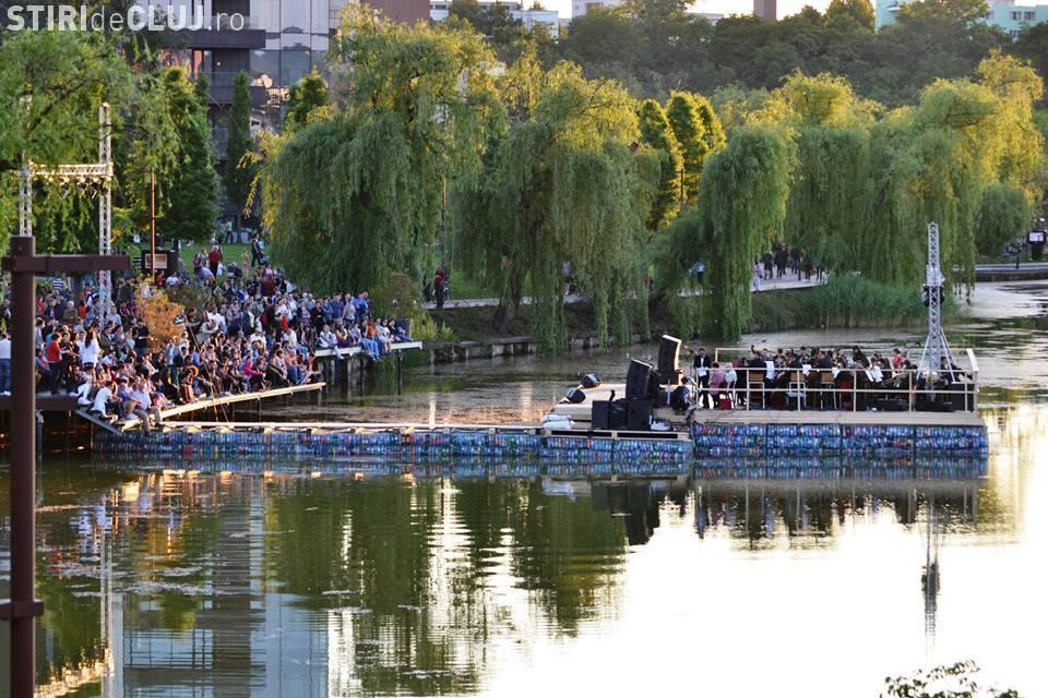 Rock şi teatru pe Scena Verde de la Iulius Parc, de Ziua Mondială de Prevenţie a Suicidului