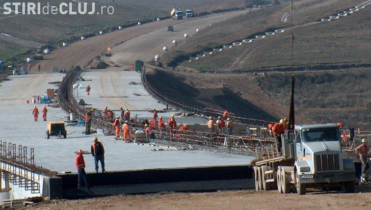 Cum explică autoritățile întârzierile la autostrada Sebeș-Turda. Patru sectoare nu au primit încă autorizația de construcție