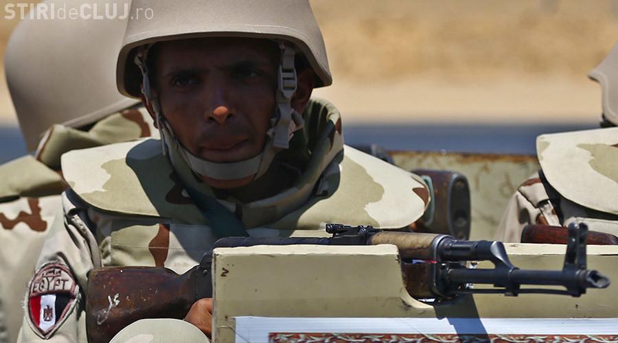 Turiști ÎMPUȘCAȚI în Egipt de forţele de securitate. Armata a crezut că sunt terorişti