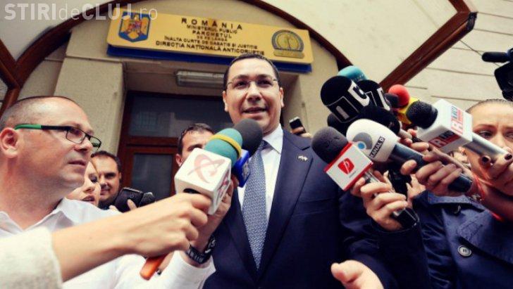 DNA l-a dat pe Ponta pe mâna judecătorilor. Premierul e trimis în judecată