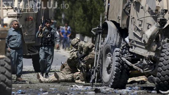 Militari clujeni răniţi în Afganistan. A fost explozie cu mașină capcană