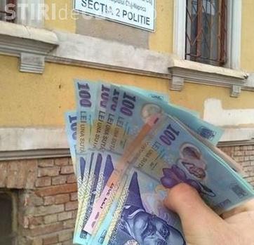 Un clujean a călcat pe un MORMAN de bani pe stradă. Ce a urmat este o LECȚIE - FOTO
