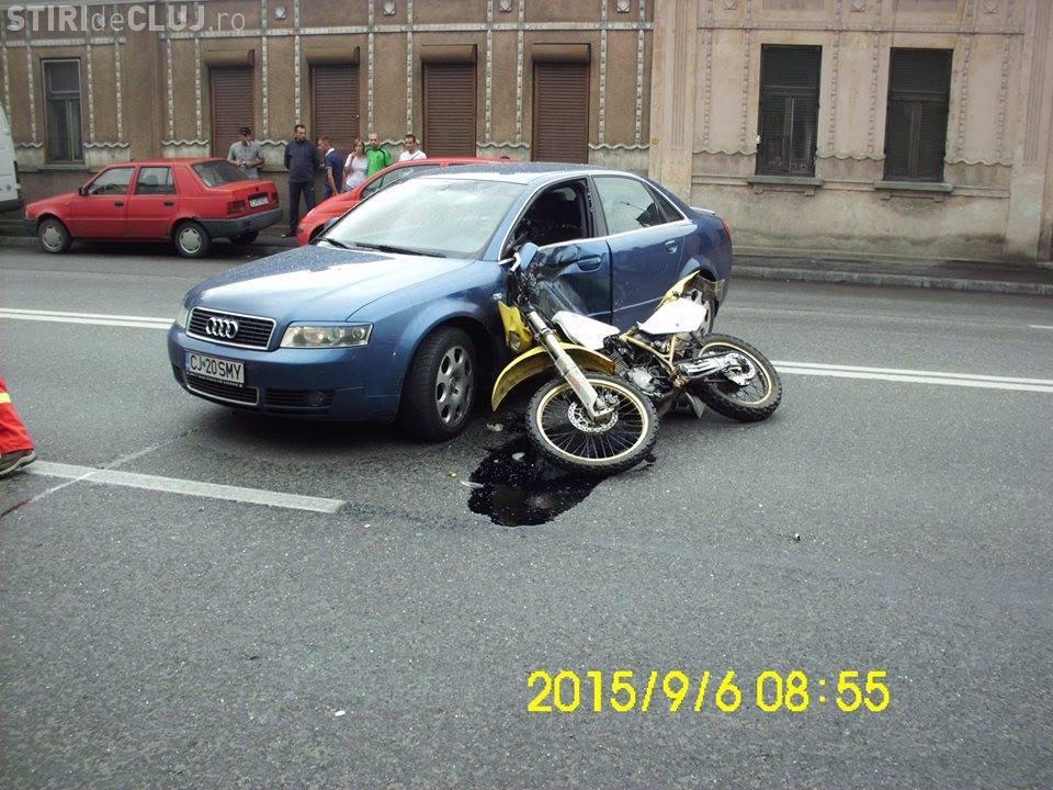 Cine este șoferul vinovat de moartea motociclistului de pe strada București. E un om de afaceri arab