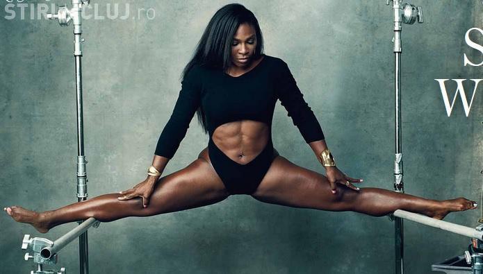 Serena Williams va apărea în calendarul Pirelli 2016