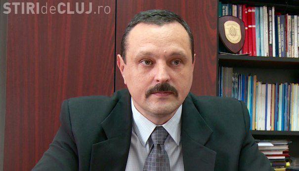 Șeful Poliției Rutiere, Lucian Bob, și-a pierdut funcția ajutând un braconier, prieten cu un PERSONAJ GREU al Clujului