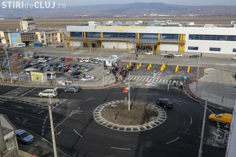 Pasagerul cu numărul 1 milion a aterizat astăzi pe Aeroportul Cluj. Vezi cine e fericitul și ce a primit