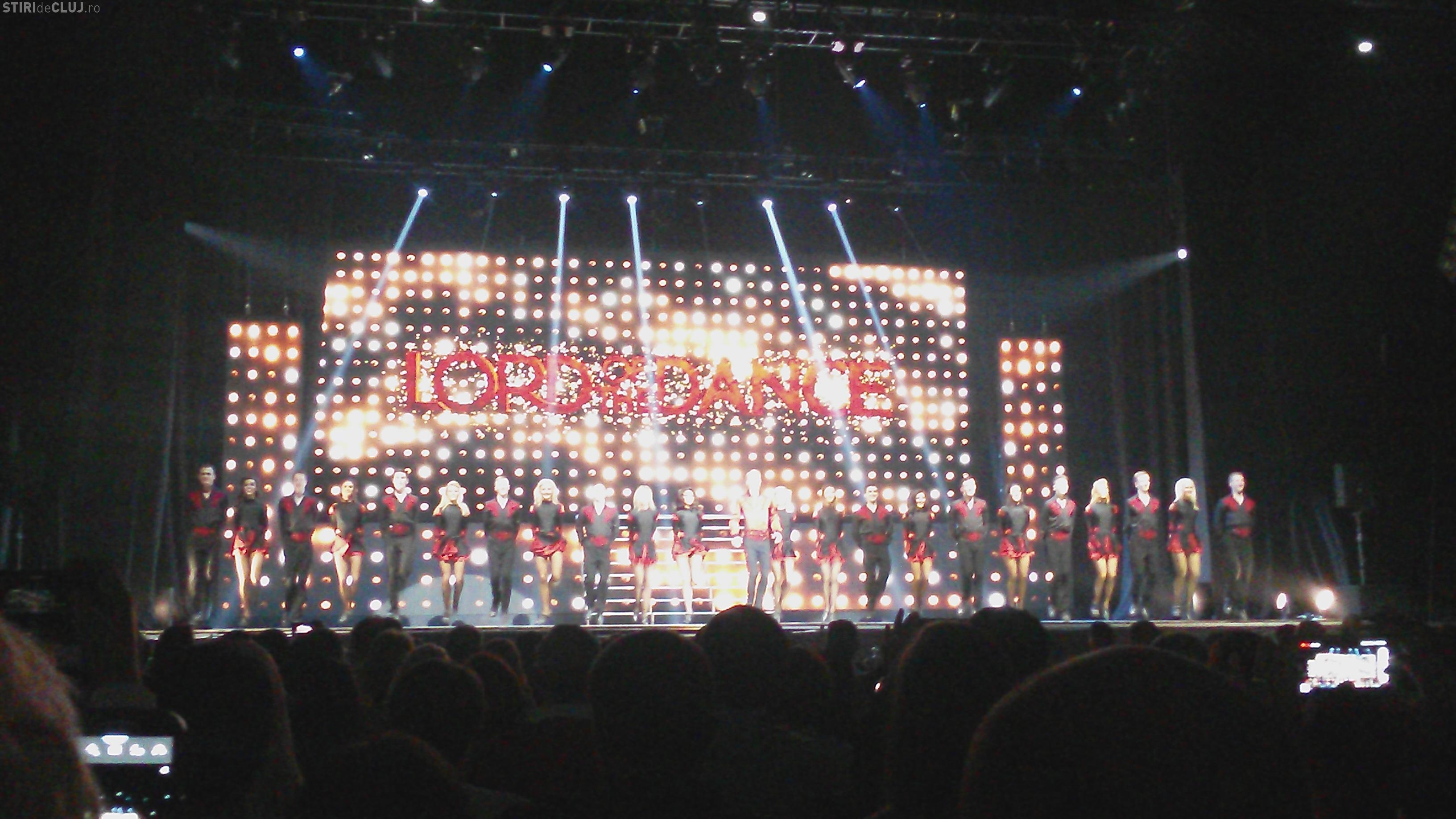 Cum a fost la show -ul Lord of The Dance. Plusuri și minusuri  - VIDEO