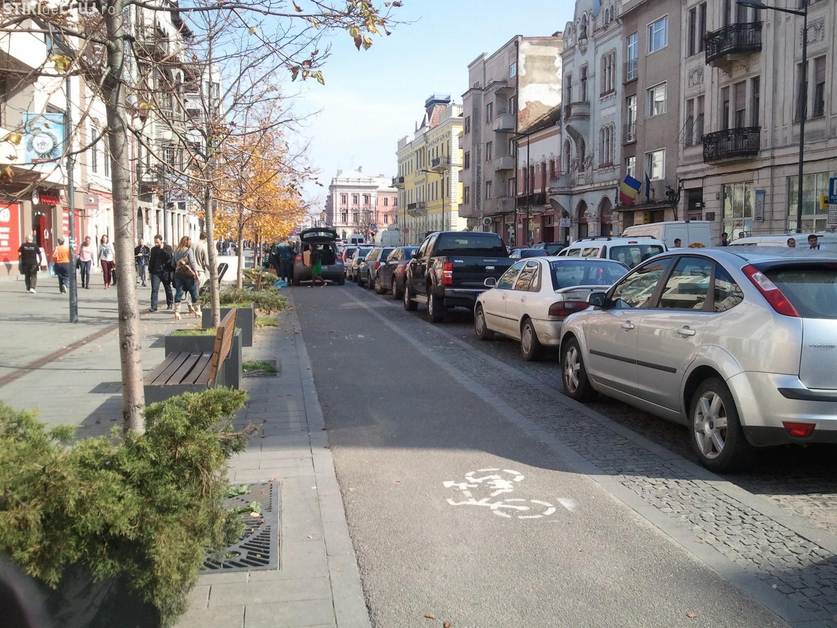 Clujenii dau note pistelor de biciclete din oraș. Cât de bune ți se par  99f18c06d9f
