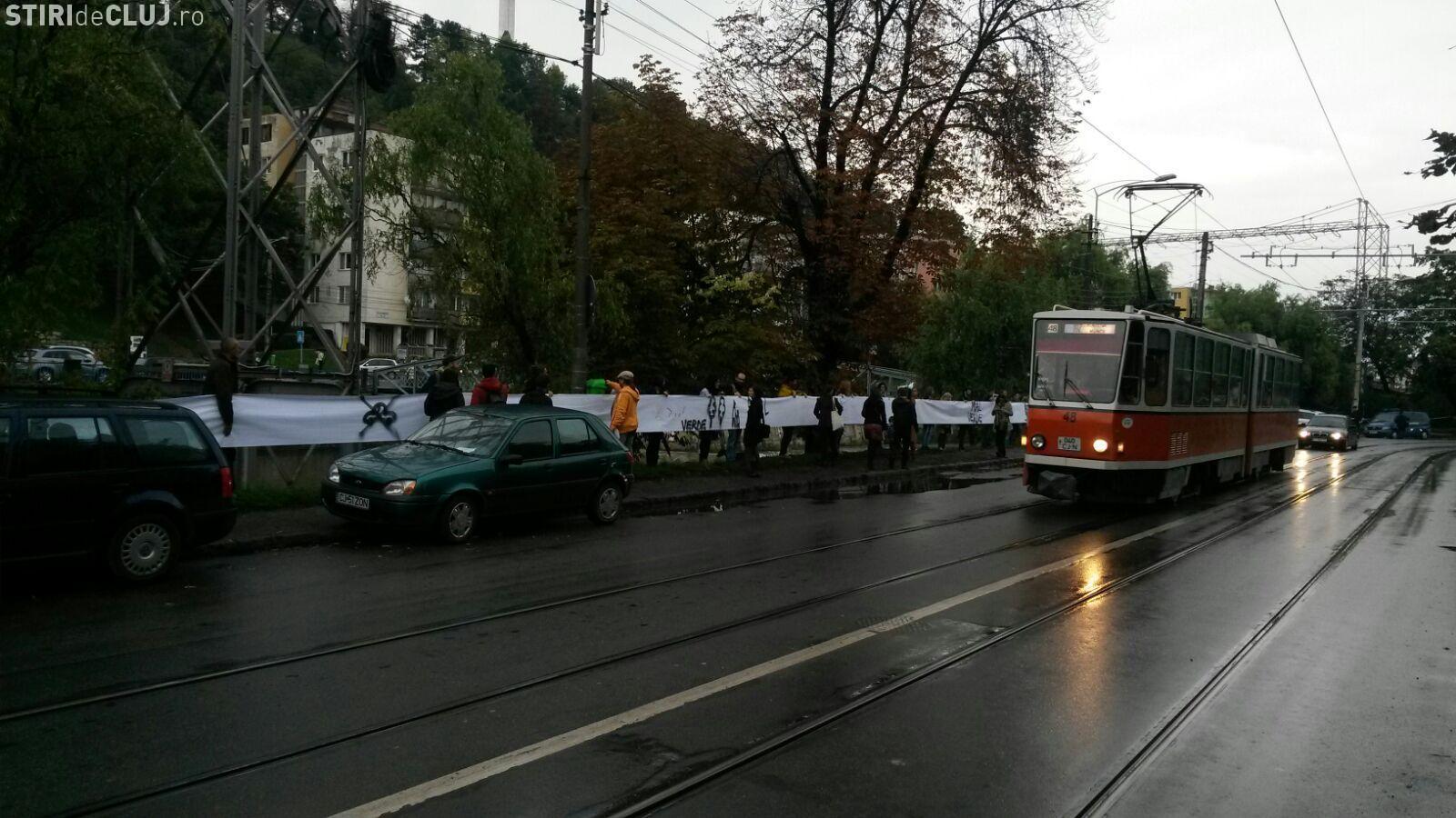 Dezbatere publică pe tema betonării malului Someșului, pentru a extinde o stradă din Cluj-Napoca