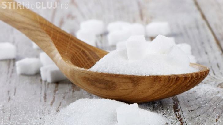 Câte linguriţe de zahar putem mânca pe zi