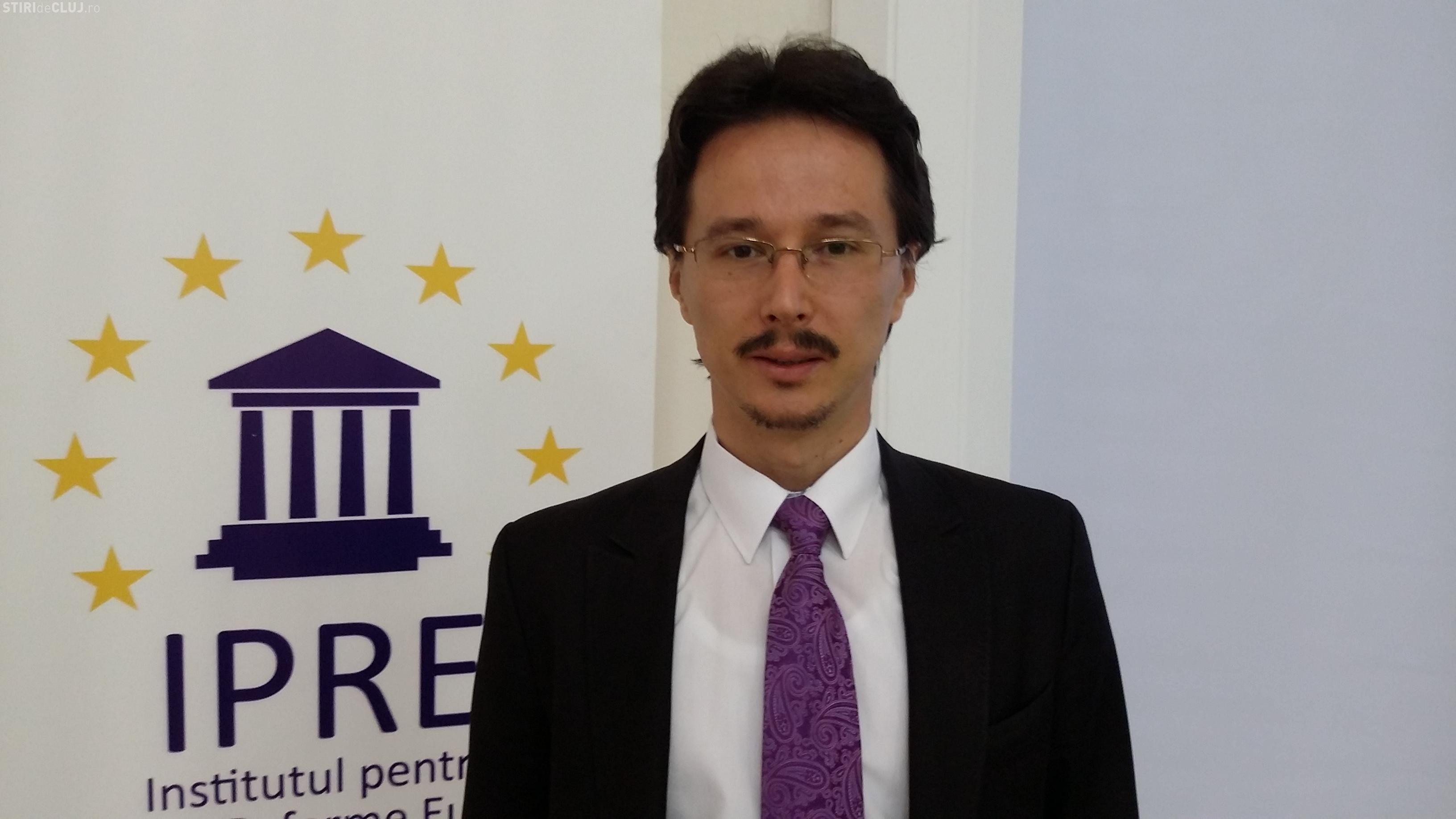 Judecătorul Cristi Danileț i-a replicat DUR concurentului la admiterea INM, respins la proba interviului