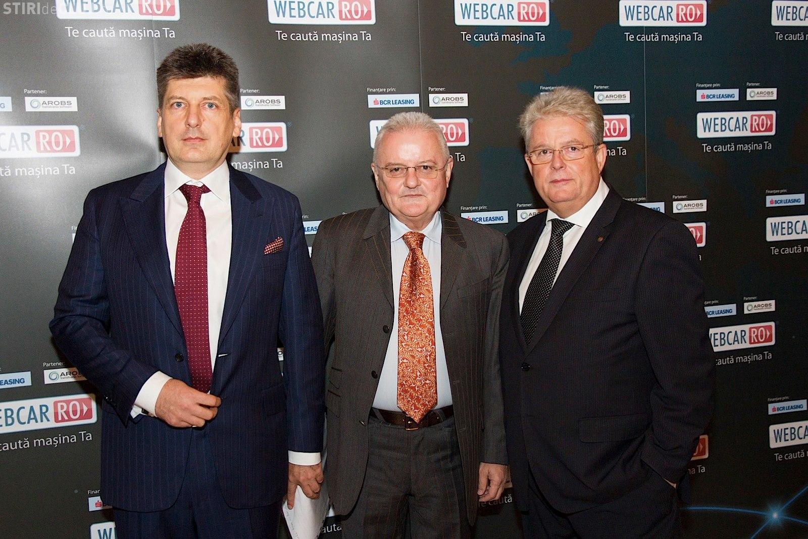 """Miki Webcar, pe numele lui real Miklos Nagy, """"samsarul"""" din Cluj trimis în arest, făcea afaceri cu vedete Playboy"""