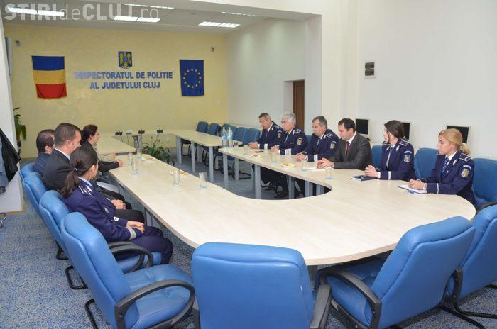 Clujeni premiați de Poliție pentru spiritul civic. Cum i-au ajutat pe oamenii legii