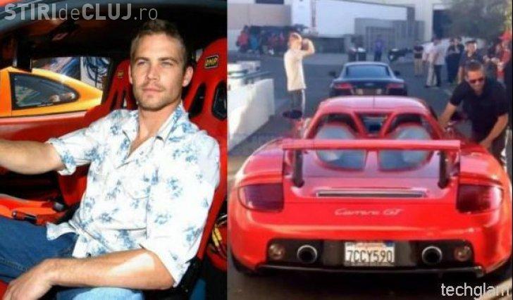 Ce spune Porsche despre moartea actorului Paul Walker. Fiica acestuia acuză constructorul