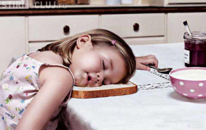 La ce ora trebuie sa-ti culci copilul! Consultă diagrama de somn a copilui