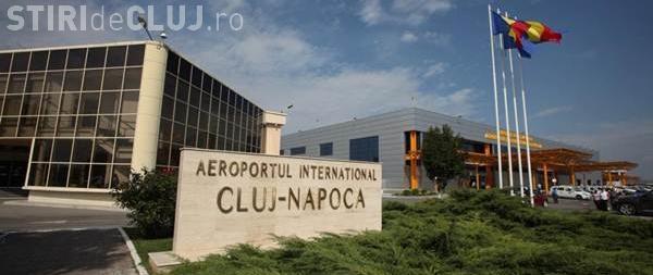 Aeroportul Internaţional Cluj trece la programul de iarnă. Ce ZBORURI noi apar