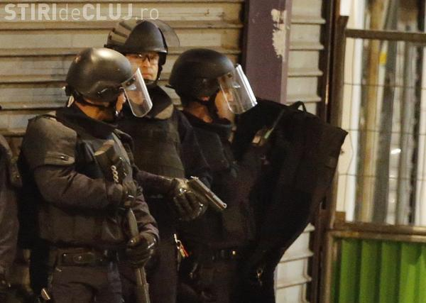 Focuri de armă la Paris: Cel puţin trei oameni ar fi fost ucişi, între care și un ofițer - VIDEO