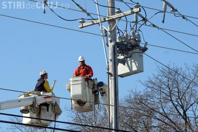 Electrica a luat curentul în Apahida, fără să anunțe. Fabricile din zonă au întrerupt forțat producția