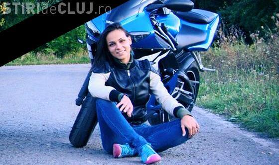 Motociclista accidentată în centrul Clujului a murit. Cine era Sonia - FOTO