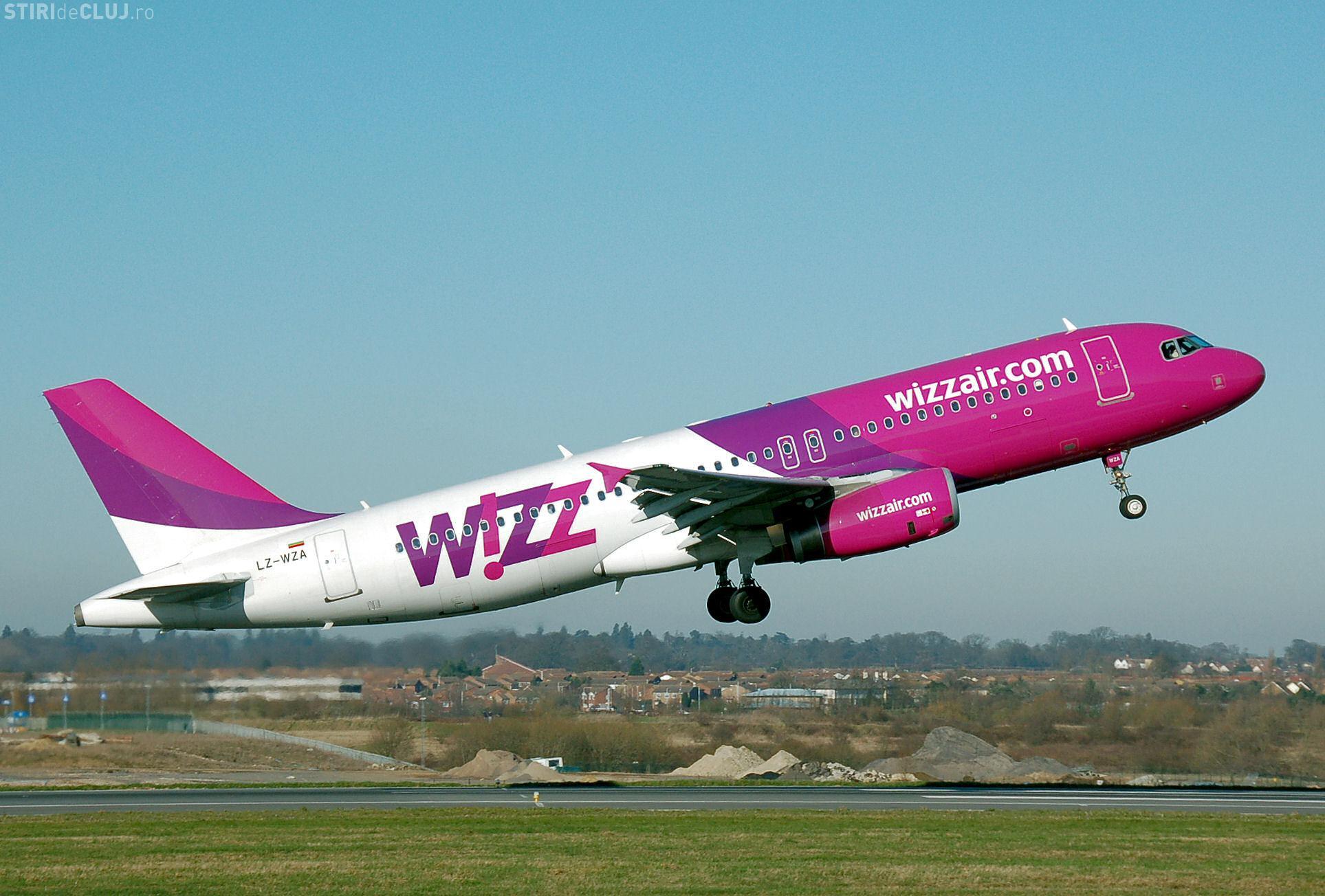 Wizz Air suspendă zborurile spre Egipt de teama unui atentat terorist