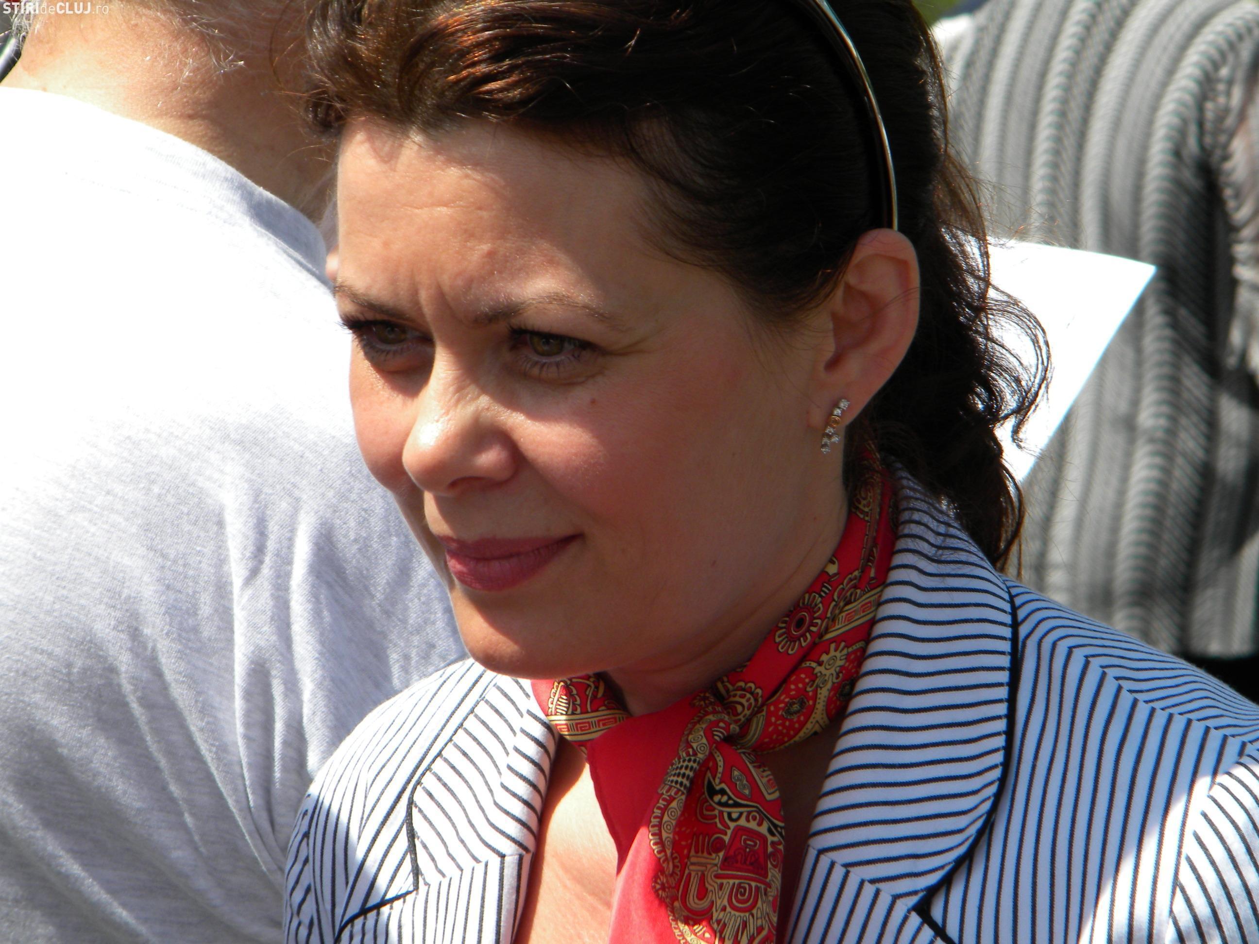 Aurelia Cristea: Spitalul Regional de Urgență Cluj și autostrăzile din Transilvania vor fi finanțate în 2016