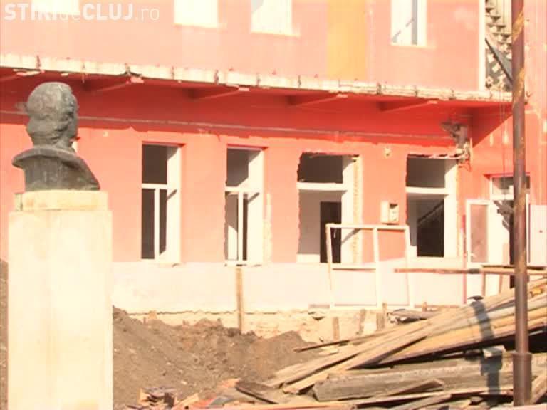Prefectul acuză dur Primăria Cluj-Napoca și face plângeri în cazul Liceului Mihai Eminescu