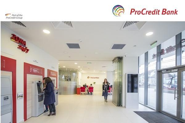 ProCredit Bank a inaugurat noul sediu al sucursalei din Cluj-Napoca, într-o locație ce include o zonă de banking deschisă 24 de ore (P)