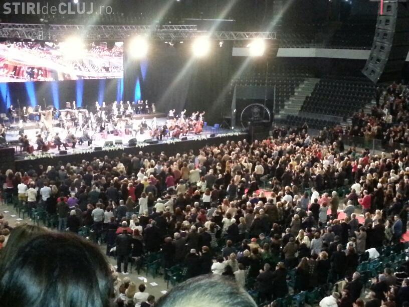 Cum a fost la concertul lui JOSE CARRERAS de la Cluj. Ce moment special a fost
